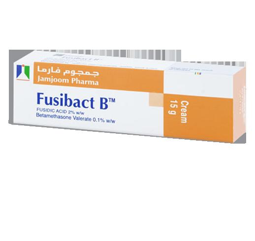 OTC Over the counter : Fusibact B Cream